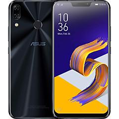 "billiga Mobiltelefoner-ASUS Zenfone 5Z 6.2 tum "" 4G smarttelefon / Mobiltelefon (6SE + 64GB 8 mp / 12 mp Snapdragon 845 3300 mAh mAh) /  dubbla kameror"