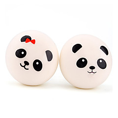 tanie Odstresowywacze-LT.Squishies Zabawki do ściskania / Gadżety antystresowe Panda Zabawki dekompresyjne poliuretanu 2 pcs Dziecięce Wszystko Prezent