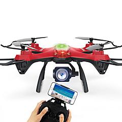billige Fjernstyrte quadcoptere og multirotorer-RC Drone 880-19 RTF 6CH 2.4G Med HD-kamera 200 Fjernstyrt quadkopter En Tast For Retur / Hodeløs Modus Fjernstyrt Quadkopter / Fjernkontroll / 1 USD-kabel