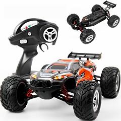 baratos Carros Controle Remoto-Carro com CR 4CH 2.4G Jipe (Fora de Estrada) / Rock Climbing Car / Carro de Corrida 1:12 KM / H
