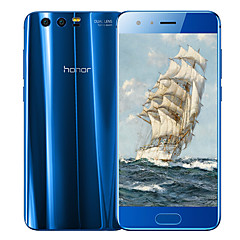 "billige Telefoner og nettbrett-Huawei Honor 9 Global Version 5.15 tommers "" 4G smarttelefon (6GB + 128GB 12 + 12 mp Hisilicon Kirin 960 3200 mAh mAh) / 1920*1080"