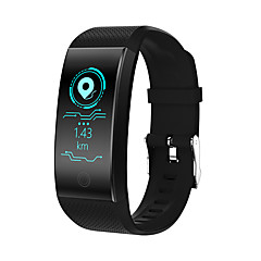 cheap -QW18 Smartwatch Android iOS Bluetooth Waterproof Heart Rate Monitor Blood Pressure Measurement Touch Screen Calories Burned Pedometer Call Reminder Activity Tracker Sleep Tracker Sedentary Reminder