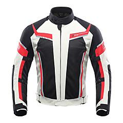 baratos Jaquetas de Motociclismo-DUHAN 185 Roupa da motocicleta JaquetaforHomens Poliéster Verão Impermeável / Resistente ao Desgaste / Antichoque