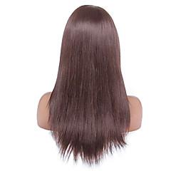 cheap Wigs & Hair Pieces-premierwigs 8 26 yaki straight brazilian virgin glueless full lace human hair wigs glueless lace front wigs on sale