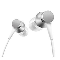 billiga Headsets och hörlurar-Xiaomi I öra Kabel Hörlurar Hörlurar Aluminum Alloy Mobiltelefon Hörlur mikrofon headset