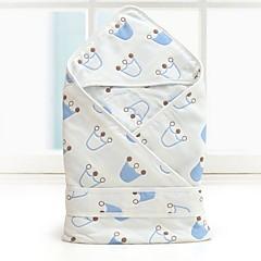 baratos Acessórios para Crianças-Recém-Nascido Para Meninos Geométrica Cobertor