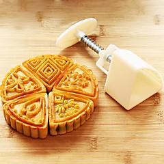 billige Bakeredskap-Bakeware verktøy Plast GDS Til Småkake Pai Til Kake Cake Moulds Bake & Mørdeigs Verktøy 6pcs