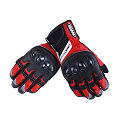 baratos Luvas de Motociclista-Madbike Dedo Total Unisexo Motos luvas Mistura de Material Prova-de-Água / Anti-desgaste / Protecção