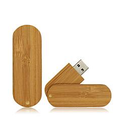 tanie Pamięć flash USB-Ants 32 GB Pamięć flash USB dysk USB USB 2.0 Drewno / Bambus Obrotowy