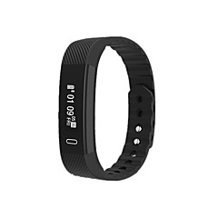 billige Smartklokker-Smart armbånd ID15 til Android iOS Bluetooth Sport Vanntett Pekeskjerm Kalorier brent Lang Standby Samtalepåminnelse Aktivitetsmonitor Søvnmonitor Stillesittende sittende Påminnelse / Pedometere