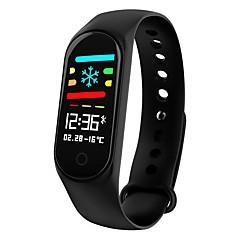tanie Inteligentne zegarki-KUPENG M3S Inteligentny zegarek Android iOS Bluetooth Sport Wodoodporny Pulsometry Pomiar ciśnienia krwi Ekran dotykowy Krokomierz Powiadamianie o połączeniu telefonicznym Rejestrator aktywności