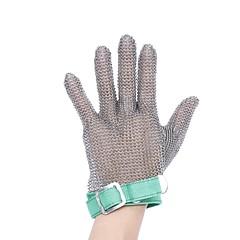 abordables Outils & Equipement-51001-s de haute qualité en acier inoxydable maille couteau résistant à la coupure cotte de protection gant