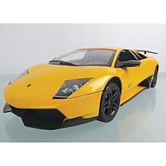 baratos Carros Controle Remoto-Carro com CR 38900 4CH Infravermelho Carro 1:14 25 km/h KM / H Controle Remoto