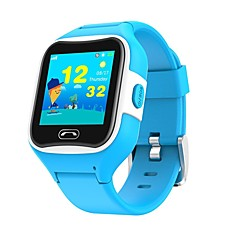 cheap Smartwatches-SMA M2 Kids' Watches Android iOS Bluetooth GPS Sports Touch Screen Long Standby Hands-Free Calls Call Reminder Activity Tracker Find My Device / GSM(850/900/1800/1900MHz) / Gravity Sensor