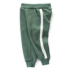 tanie Odzież dla chłopców-Dzieci Dla chłopców Podstawowy Sport Jendolity kolor Spodnie