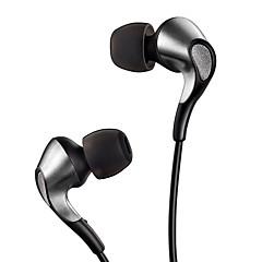 billiga Headsets och hörlurar-MEIZU EP61 I öra Kabel Hörlurar Hörlurar Koppar Mobiltelefon Hörlur mikrofon / Med volymkontroll headset