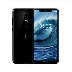 "billiga Mobiltelefoner-NOKIA Nokia X5 "" 4G smarttelefon ( 3GB + 32GB 5 mp / 13 mp mAh )"