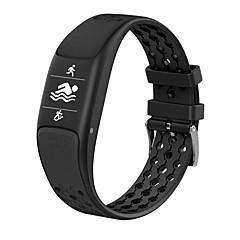 tanie Inteligentne zegarki-Inteligentne Bransoletka P8 na Android iOS Bluetooth GPS Sport Wodoodporny Pulsometry Pomiar ciśnienia krwi Krokomierz Powiadamianie o połączeniu telefonicznym Rejestrator aktywności fizycznej