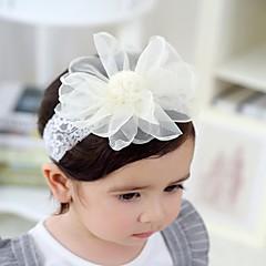 baratos Acessórios para Crianças-Bébé Para Meninas Floral Acessórios de Cabelo
