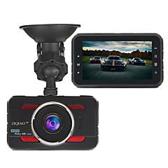 baratos DVR para Carros-Ziqiao jl-a80 3.0 polegada full hd 1080 p carro dvr carro câmera de vídeo registrator registrador hdr g-sensor traço cam dvrs
