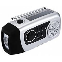 Χαμηλού Κόστους Ράδιο-WH-021TF Φορητό ραδιόφωνο MP3 player Παγκόσμιος δέκτης Πορτοκαλί / Κόκκινο / Μπλε