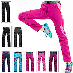 cheap Camping, Hiking & Backpacking-Women's Hiking Pants Outdoor Windproof, Fast Dry, Wearable Pants / Trousers Fishing / Hiking / UV Resistant