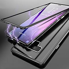 Capinha Para Samsung Galaxy Note 9 / NNote 8 Translúcido Capa Proteção Completa Sólido Rígida Vidro Temperado para Note 9 / Note 8