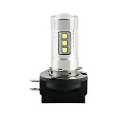 Χαμηλού Κόστους Φώτα Ομίχλης Αυτοκινήτων-1 Τεμάχιο H11 Αυτοκίνητο Λάμπες 80 W SMD 3030 2200 lm 16 LED Φως Ομίχλης Για