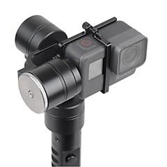 baratos Câmeras Esportivas & Acessórios GoPro-Gimbal Resistente ao Choque / Pegajoso Para Câmara de Acção Todos Surfe / Mota / Montanhismo Metal - 1 pcs