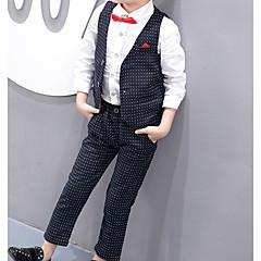 billige Tøjsæt til drenge-Børn Drenge Prikker Uden ærmer Tøjsæt