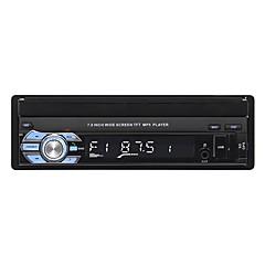 billiga DVD-spelare till bilen-Factory OEM 9601G 7 tum 2 Din andra OS In-Dash DVD-spelare / Bil multimedia spelare / Bil MP5 Player GPS / Pekskärm / Inbyggd Bluetooth för Universell RCA / Ljud / AV ut Stöd MPEG / WMV / MPE Mp3