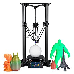 cheap -EZT 3D® T1-M 3D Printer Φ180 (circle diameter) × 320mm 04 mm Multi-function / Multi-Design / Complete Machine