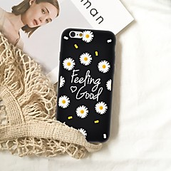 cheap Phones & Tablets-Case For Apple iPhone XR / iPhone XS Max Pattern Back Cover Flower Soft TPU for iPhone XS / iPhone XR / iPhone XS Max