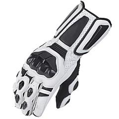 baratos Luvas de Motociclista-Dedo Total Homens Motos luvas uretano poli Respirável / Anti-desgaste / Protecção