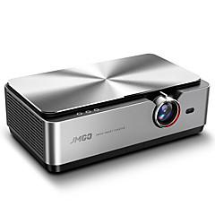 baratos Projetores-JmGO L6_H DLP Projetor para Home Theater LED Projetor 3500 lm Apoio, suporte 1080P (1920x1080) 40-300 polegada Tela