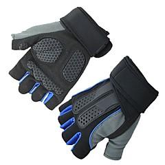 baratos Luvas de Motociclista-Meio dedo Todos Motos luvas Fibra Respirável / Antiderrapante