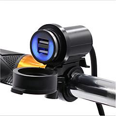 economico Gadget USB-Caricabatteria USB LOSSMANN J-MC-16 2 Stazione di caricatore dello scrittorio Con Quick Charge 2.0 universale / USB Adattatore di carica
