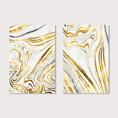 cheap Prints-Print Stretched Canvas Prints - Abstract Modern Modern