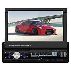billiga DVD-spelare till bilen-SWM T100G 7 tum 2 Din andra OS Bil MP5 Player / Bil MP4 Player / Bil MP3-spelare Pekskärm / Micro USB / MP3 för Universell RCA / VGA / MicroUSB Stöd MPEG / AVI / MPG Mp3 / WMA / WAV JPEG / png / RAW