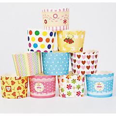 billige Bryllupsdekorasjoner-Kaketilbehør Rent papir Bryllupsdekorasjoner Bryllup / Fest Familie / Fødselsdag Alle årstider