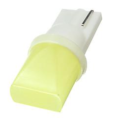 billige Interiørlamper til bil-1 Deler T10 Bil Elpærer 1 W COB LED Lisensplatelampe / interiør Lights Til Universell / Toyota / Jeep General motors