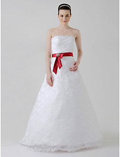 cheap Wedding Ribbons and Sashes-Polyester/Cotton Special Occasion Sash Women's Sashes