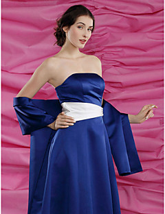 cheap Wedding Wraps-Satin Party Evening Shawls Wedding  Wraps Shawls