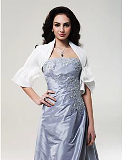 זול כורכת חתונה-טפטה חתונה כורכת חתונה With פרח(ים) מעיל\ז'קט