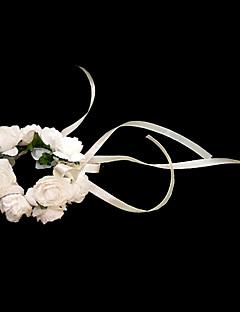 Χαμηλού Κόστους Ξεπούλημα Αξεσουάρ-Λουλούδια Γάμου Μπουκέτα Κορσάζ Καρπού Άλλα Γάμου Πάρτι / Βράδυ Υλικό Χαρτί 0-20 ίντσες