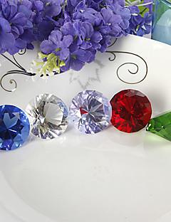 ieftine Figurine de Cristal-Charm Material Plastic Tabelul Center Pieces Set de Masă  Solid Primăvară, toamnă, iarnă, vară Toate Sezoanele