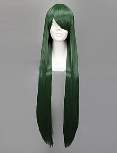 billiga Anime/Cosplay-peruker-Cosplay Peruker Sailor Moon Sailor Pluto Animé Cosplay-peruker 100 CM Värmebeständigt Fiber Dam