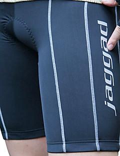 billige Sykkelbukser,Shorts,Strømpebukser, Tights-Jaggad Herre Fôrede sykkelshorts Sykkel Shorts Fôrede shorts Bunner, Pustende Fort Tørring Refleksbånd Nylon