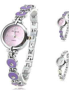 Women's Fashionable Style Alloy Analog Quartz Bracelet Watch (Assorted Colors) Cool Watches Unique Watches Strap Watch