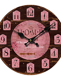 ieftine Ceasuri Din Lemn De Perete-mediteranean ceas de perete
